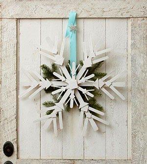 Сделать новогоднюю снежинку своими руками из бумаги
