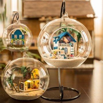 Новогодние украшения дома сделанные