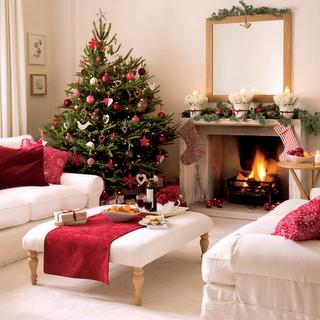 Новогодний декор дома