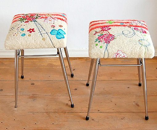 Чехлы на стулья своими руками выкройка фото