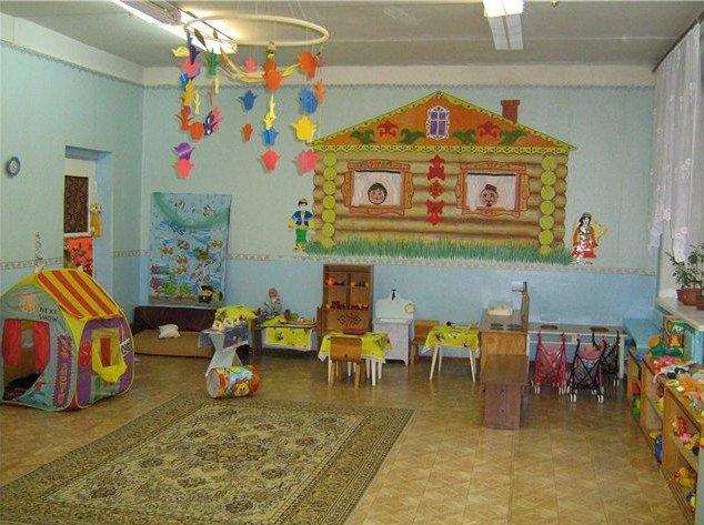 Оформление группы детского сада. своими руками