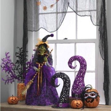 Декоративные фигурки на Хэллоуин