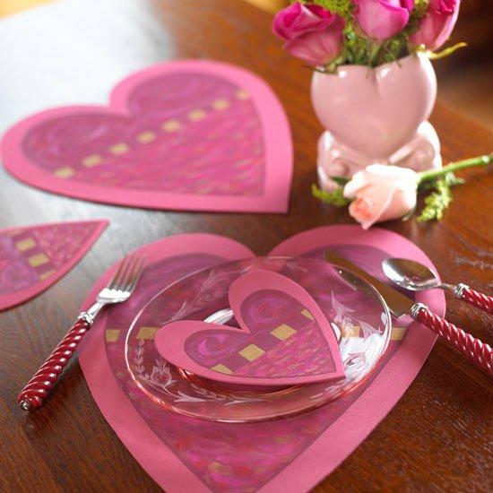 Оформление валентинок своими руками из бумаги