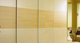 дизайн встроенного шкафа
