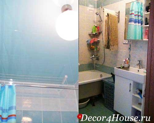 Шахтинская плитка в интерьере ванной