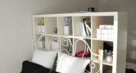 Дизайн проект спальни гостиной