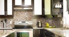 Дизайн 6 метровой кухни
