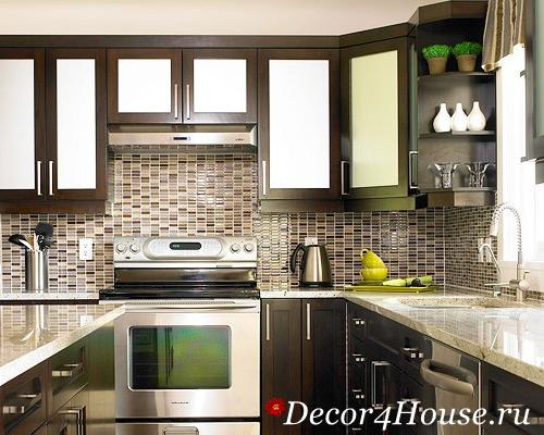 Сделать дизайн проект кухни