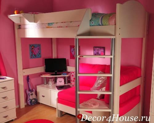 Мебель Кровати детские Самовывоз